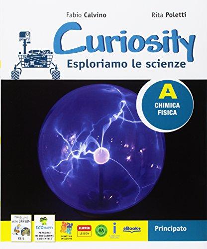 Curiosity. Esploriamo le scienze. Per la Scuola media. Con 2 Libri: Travelling with Darwin-EcoMarty. Con e-book. Con espansione online. Con DVD-ROM: 1-2-3-4