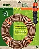 Tropfschlauch DP15/30 für Hochbeet Frühbeet Gartenschlauch Perlschlauch Regenfaß, Modell:DP30