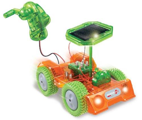POWERPLUS GRASSHOPPER   ELECTRONICA PARA NIÑOS (VERDE  NARANJA)