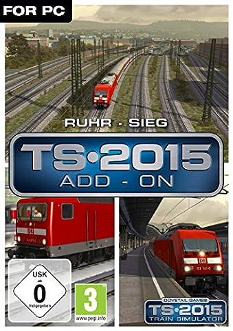 Train Simulator 2015 - Ruhr-Sieg [PC Code -