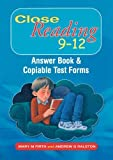 Telecharger Livres Close Reading 9 12 Answer Book Copiable Test Forms Answer Book and Copiable Test Forms by Mary M Firth 2006 03 31 (PDF,EPUB,MOBI) gratuits en Francaise