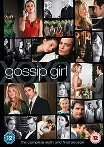 Gossip Girl - Season 6 [UK Import]