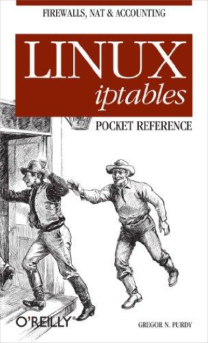 Nat-firewall (Linux iptables Pocket Reference: Firewalls, NAT & Accounting (Pocket Reference (O'Reilly)) (English Edition))