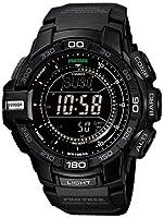 Casio Pro Trek Tough Solar PRG-270-1AER Reloj de Pulsera para hombres Con brújula de Casio Pro Trek