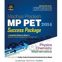 MP PET 2014  Success Package (Physics| Chemistry| Mathematics)