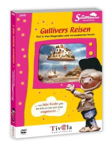 Sandmännchen: Gullivers Reisen, Teil 03 - Von fliegenden und verzauberten Inseln