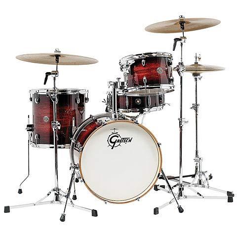 Gretsch Drums Catalina Club 4-tlg. Muschelpaket Gloss Antique Burst (Gretsch Drum Set)