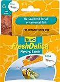 Tetra FreshDelica Krill Naturfutter in nährstoffreichem Gelee für alle Zierfische