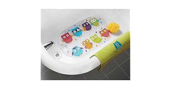 Mainstays Whooty Hoot Non Slippery Bathtub Mat