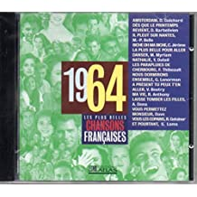 Les plus belles chansons françaises, 1964