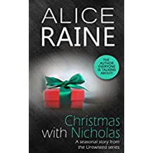 Christmas with Nicholas: A dark erotic BDSM short story (Untwisted Series Book 1) (English Edition)