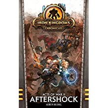 Aftershock (Acts of War Book 2) (English Edition)