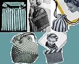 Gehäkelte Tasche Muster