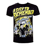 T Shirt A Day To Remember Garage (Nero) - XX-Large - A Day To Remember - amazon.it