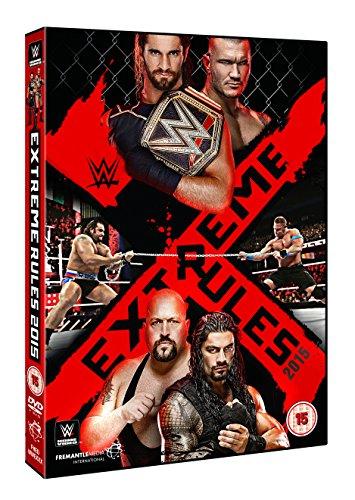 WWE: Extreme Rules 2015 [DVD] [UK Import] (Big Bad Toy)