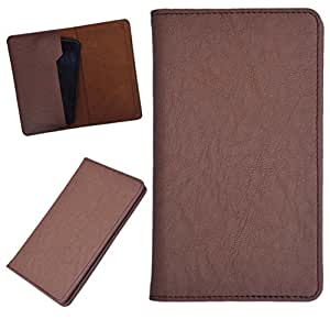 DCR Pu Leather case cover for LG Nexus 5 (brown)
