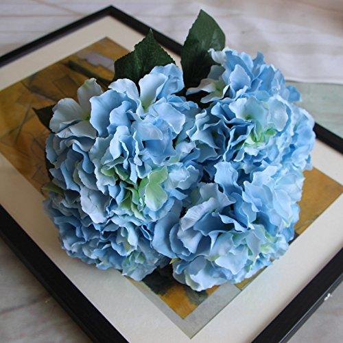 MQZM-Di stile europeo Fiore artificiale hydrangea decorazione