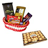 All Time FavourIts Hamper With 24 Pcs Ferrero Rocher