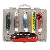 Kinetic Kunstköder x5 Coast 24G mehrfarbig
