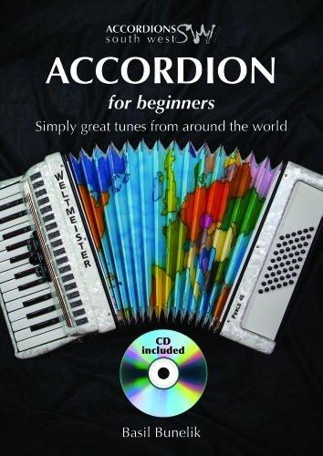 Accordion For Beginners: Book+CD+Vimeo by Basil Bunelik (2014-11-08)