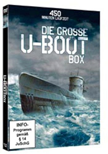Die große U-Boot Weltkriegs-Box (2 DVD Modular) Modular Box