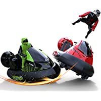 Remote Control Bumper Cars TG637 - Bump 'n Eject Bumper Cars - Remote Control Toy Game For Kids By ThinkGizmos (Trademark Protected)