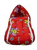 #10: First Smile: Newborn baby Sleeping cum Carry bag (Red)