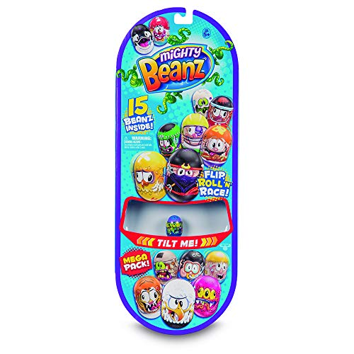 Mighty Beanz - Collector Pack 15 Beanz (Giochi Preziosi MGH05000)