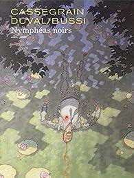 Nymphéas noirs (BD) par Fred Duval