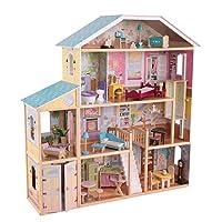 KidKraft 65252 - Puppenhaus - Majestätische Villa