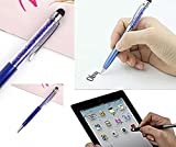 #5: Freshdcart Universal Touch Stylus Stick Pen For Touch-Screen Android Mobile And Tablet (Sky-Blue 1Qty)