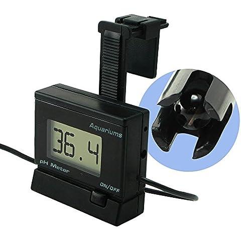 Qualità dell' acqua PH Meter Tester Monitor digitale con Elettrodo