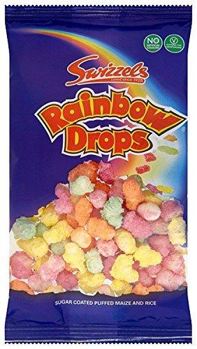 Sweets Regenbogen-Tropfen 10 Stück