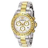 Die besten Invicta von 2 Töne - Invicta Signature Herren-Armbanduhr 39.5mm Zwei Ton Quarz Analog Bewertungen