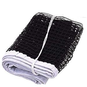 AMOYER Schwarz Farbe Tischtennis Ersatz-Net