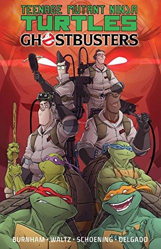 Teenage Mutant Ninja Turtles/Ghostbusters (English Edition)