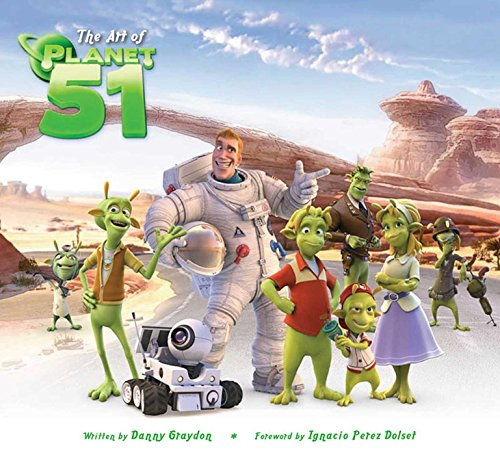 Art of 'Planet 51'