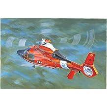 Trumpeter 05107 - Modellino elicottero radiocomandato, Guardia Costiera statunitense, HH-65C Dolphin
