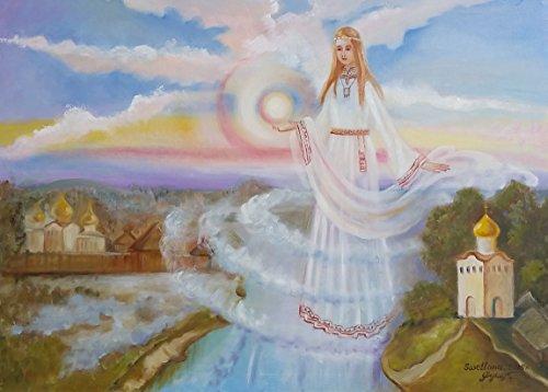 dawn-free-copy-handmade-original-oil-painting-on-canvas-size-50x70-cm-2015-by-svetlana-guchshina