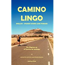 Camino Lingo - English - Spanish Words and Phrases by Reinette N. Voa (2012-11-15)