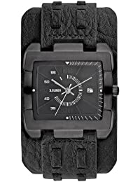 s.Oliver Herren-Armbanduhr Quarz Analog SO-2219-LQ