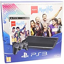 PlayStation 3 - Consola 12 GB + SingStar MegaHits