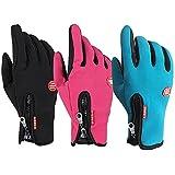 Touchscreen Handschuhe Sport Handschuhe Rutschfest HandschuheFull Finger Handschuhe Radfahren Reiten Sport Outdoor Handschuhe