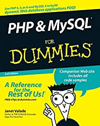 PHP & MySQL For Dummies (For Dummies (Computers))