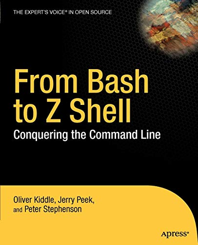 From Bash to Z Shell: Conquering the Command Line -