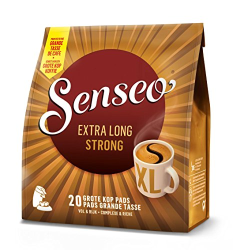Buy 8 x Senseo Strong / Dark Roast Mug Size 20 Pads (160 Pods) by Senseo