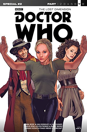 Doctor Who: The Lost Dimension Special #2 (English Edition) Titan Wellington