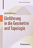 Einführung in die Geometrie und Topologie: (Mathematik Kompakt)