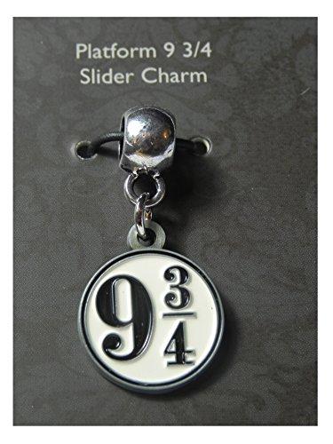 Plataforma 9 3/4 - Deslizador Charm - producto Harry Potter Warner Brothers Oficial Autorizado!