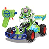 Dickie Toys- Toy Story 4 Buggy Buzz radiocontrol, Multicolor (3154000)